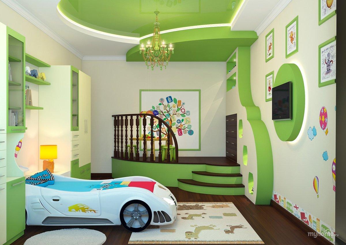 ديكور جبس بورد غرف نوم 2020 12