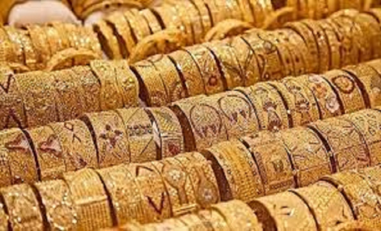 أسعار الذهب تواصل ارتفاعها لليوم الثالث على التوالي خلال تعاملات الجمعة.. وجرام 21 يكسب 8جنيهات