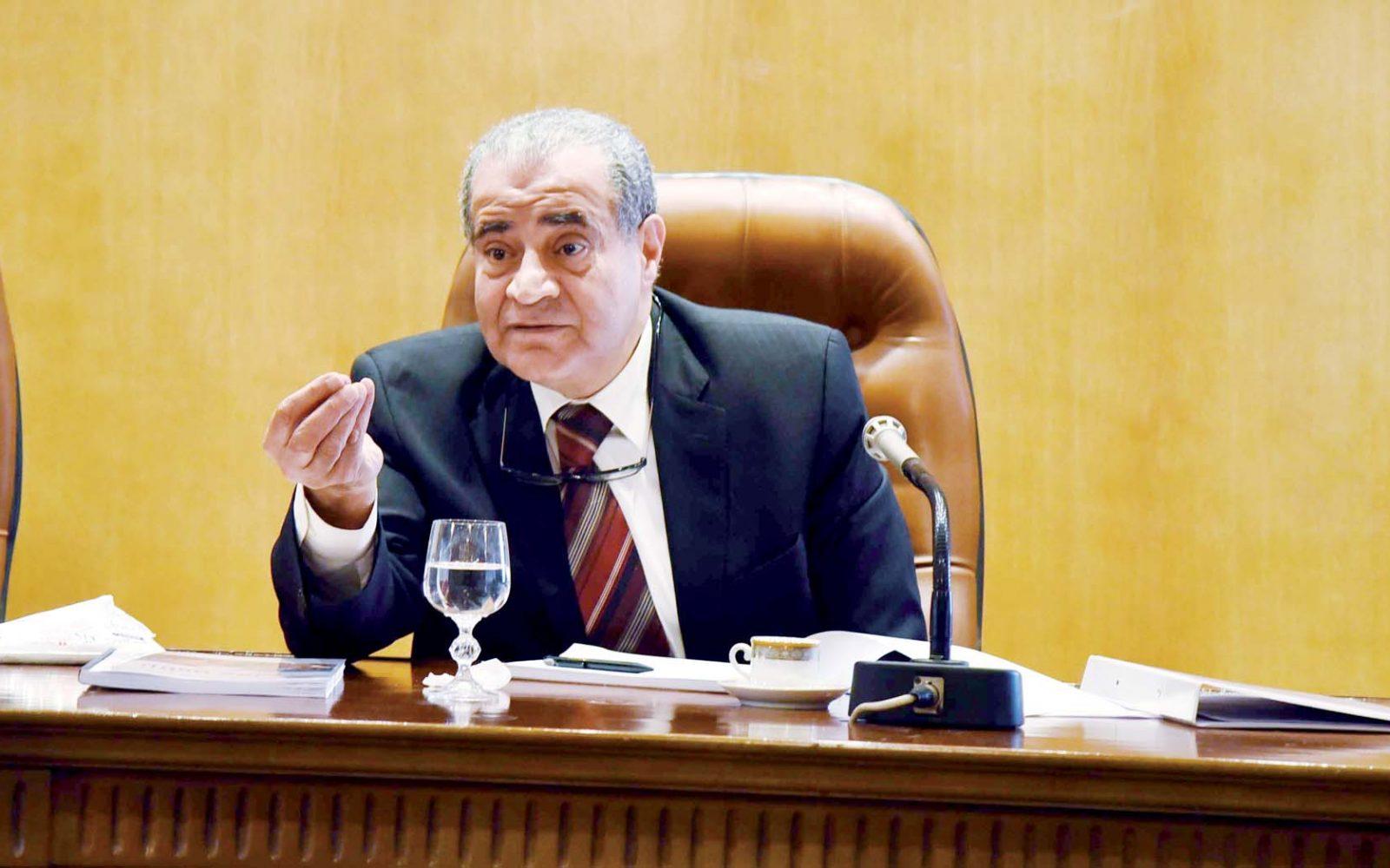 وزير التموين يُعلن عن طرح كوبونات السلع مرة أخرى بمناسبة عيد الفطر