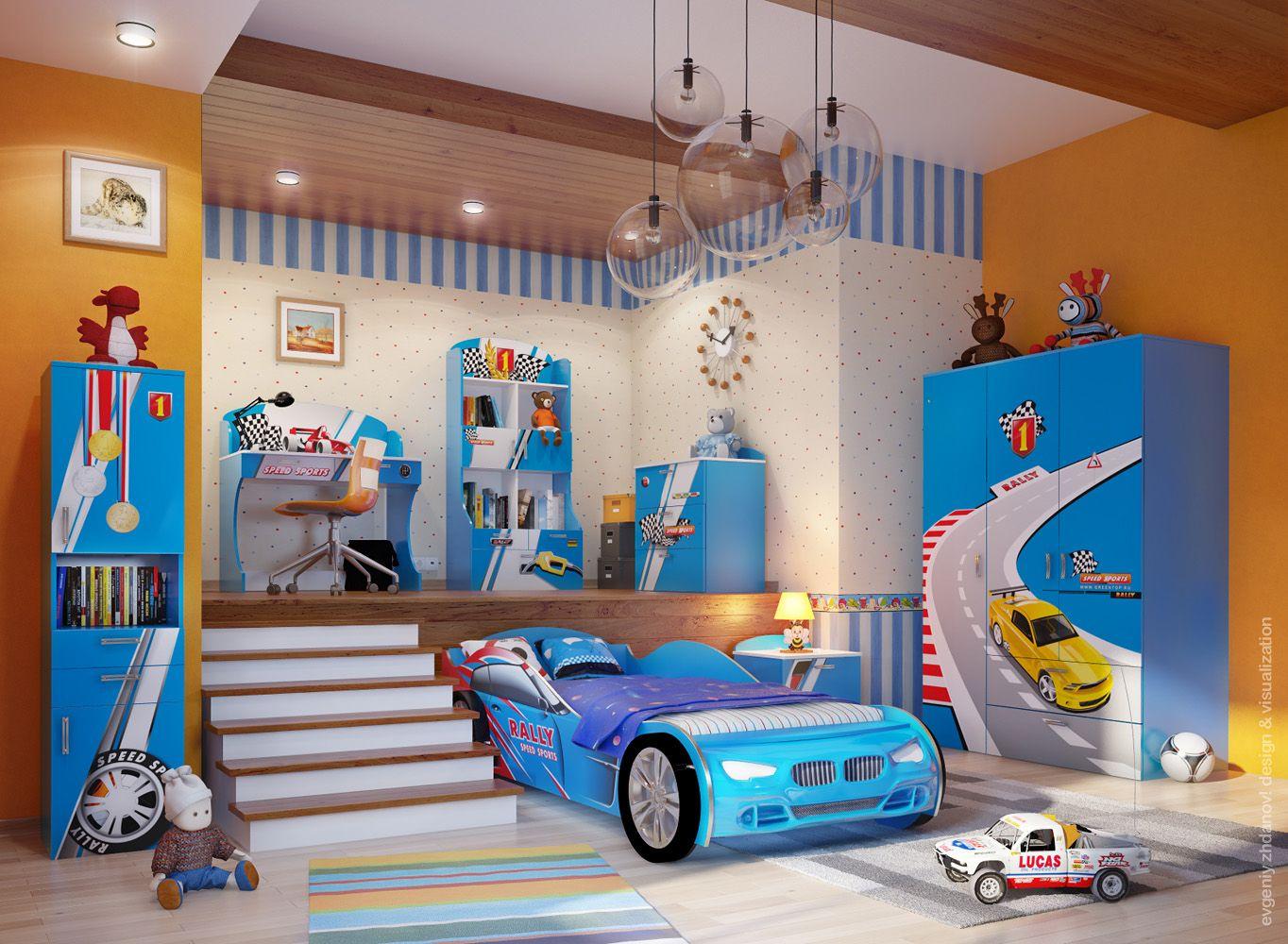 غرف نوم أطفال مودرن 2020 2