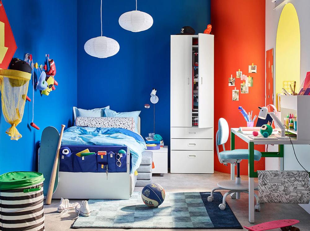 غرف نوم أطفال مودرن 2020 1