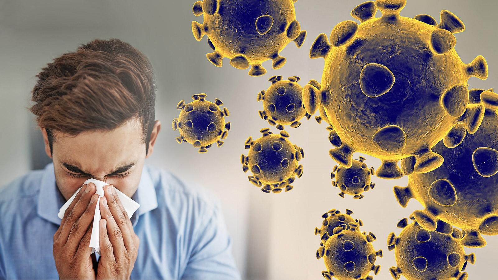 علامات تؤكد إصابتك بـ فيروس كورونا المُستجد قبل الفحص والتحليل