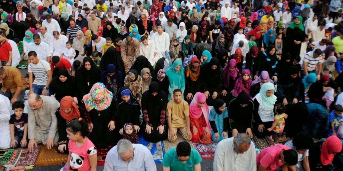 مواعيد صلاة عيد الفطر المبارك 2020 فى جميع مدن ومحافظات الجمهورية