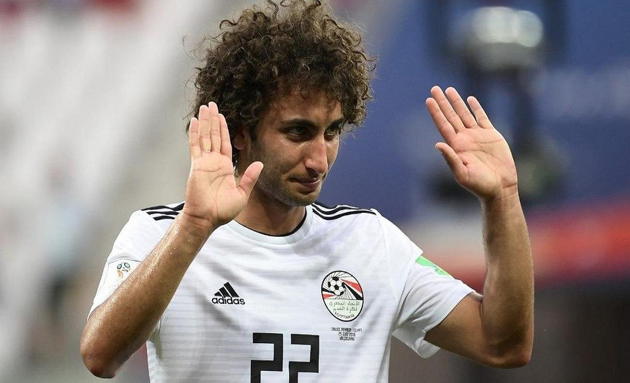 اللاعب عمرو وردة يتعرض للضرب في اليونان وأول رد فعل من نادي لاريسا اليوناني