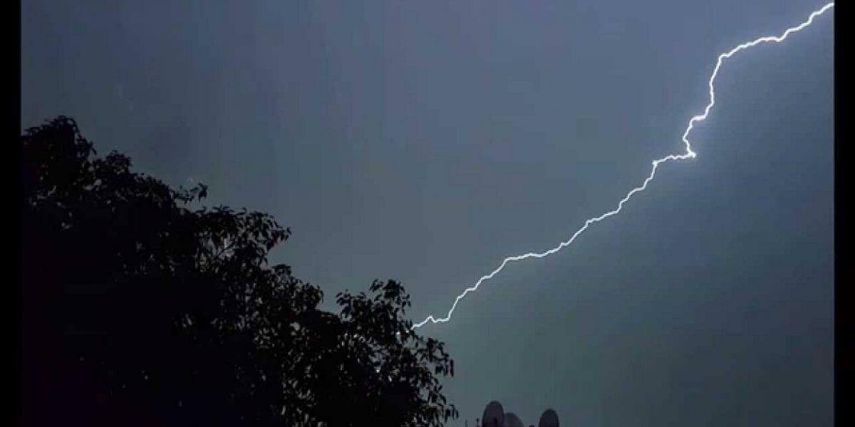 الاستشعار عن بعد تكشف تفاصيل حالة الطقس خلال الأيام القادمة وتُحذر من أمطار رعدية الخميس القادم.. فيديو