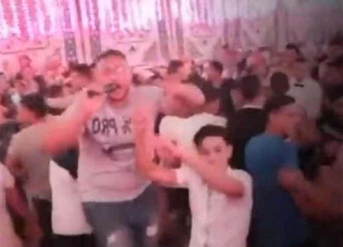 بعد بث حفل زفاف عمروس.. تحرك عاجل من أمن المنوفية والقبض على صاحب الفرح وآخرين ومصادرة المعدات