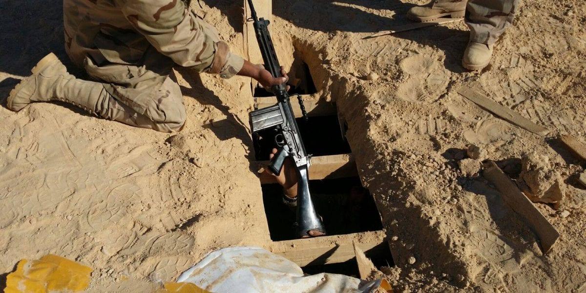 بيان عاجل من القوات المسلحة لإعلان مقتل 126 إرهابي واستشهاد وإصابة (4) ضباط و(3) ضباط صف و(8) جنود