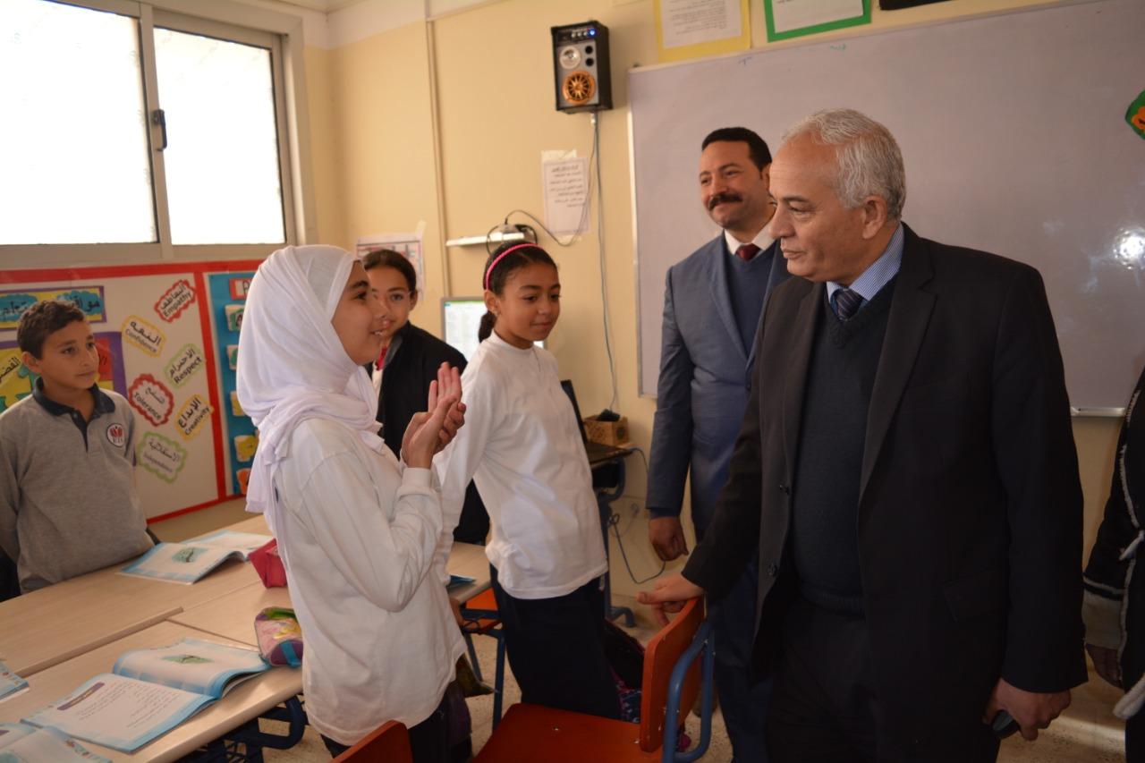 نصائح نائب وزير التعليم للطلاب قبل الامتحانات