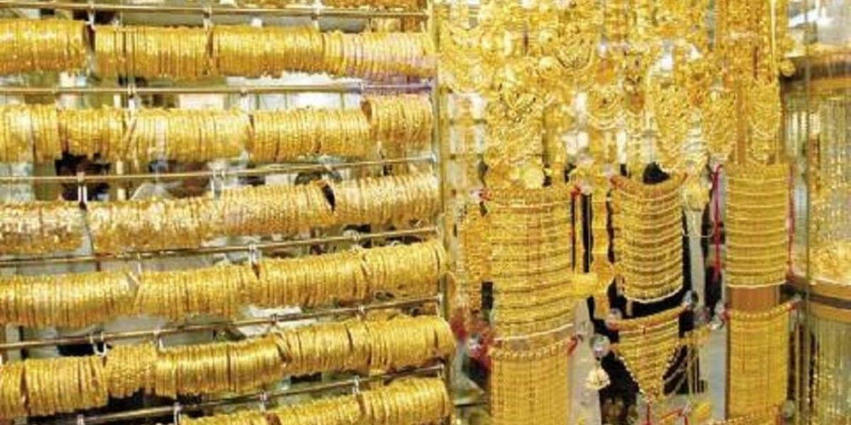 سعر الذهب يواصل ارتفاعه التاريخي وعيار 21 يسجل رقم قياسى جديد