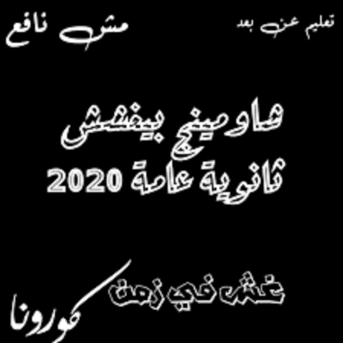 امتحانات الثانوية العامة.. القبض على على أدمن صفحة «شاومنج بيغشش ثانوية عامة 2020»
