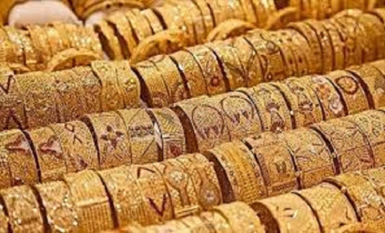 أسعار الذهب تتراجع منذ قليل خلال تعاملات اليوم بالسوق المصرية.. وجرام 21 يخسر من جديد