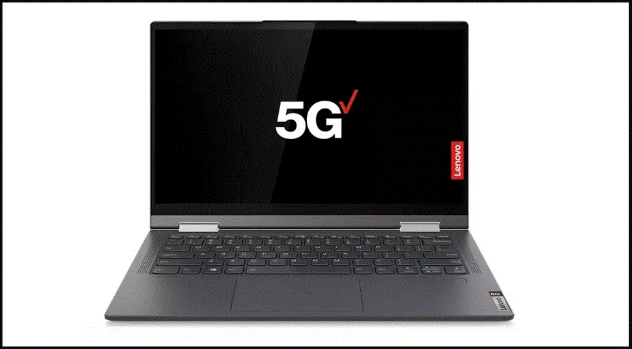 شركة لينوفو رسميًا تطلق Flex G5 أول حاسوب محمول يدعم شبكات الجيل الخامس G5