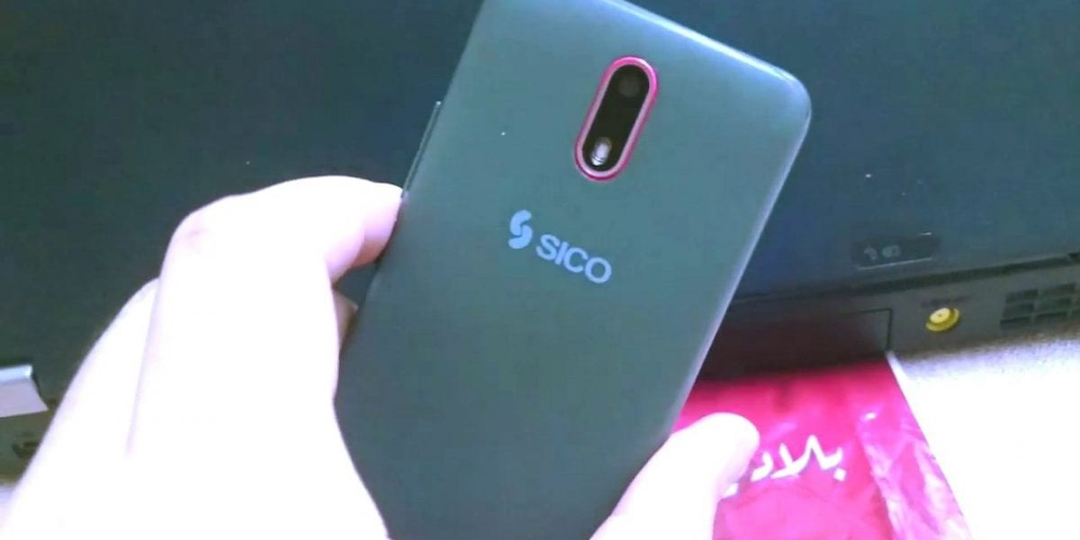 بـ 500 جنيه فقط.. هاتف Sico More 3 الذكي بمميزات رائعة أرخص محمول ذكي في مصر.. صور
