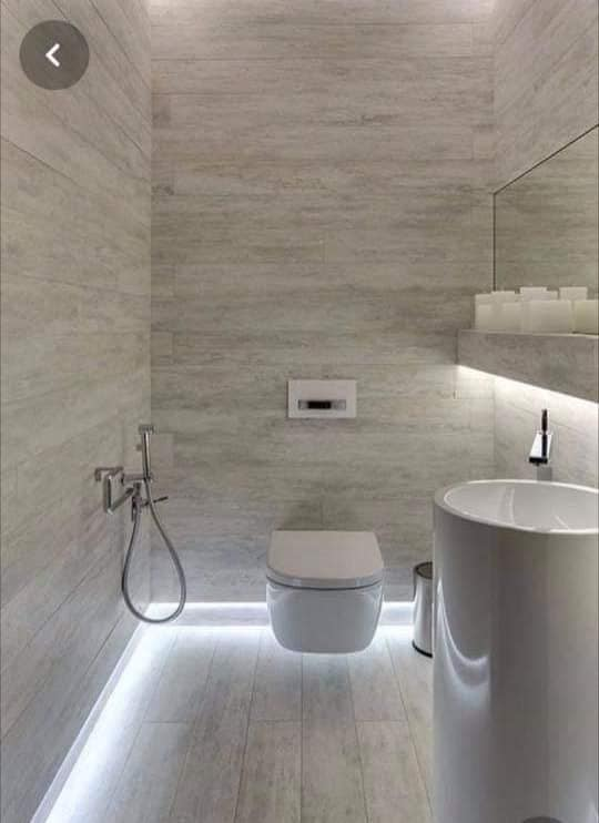 ديكورات حمامات 2020