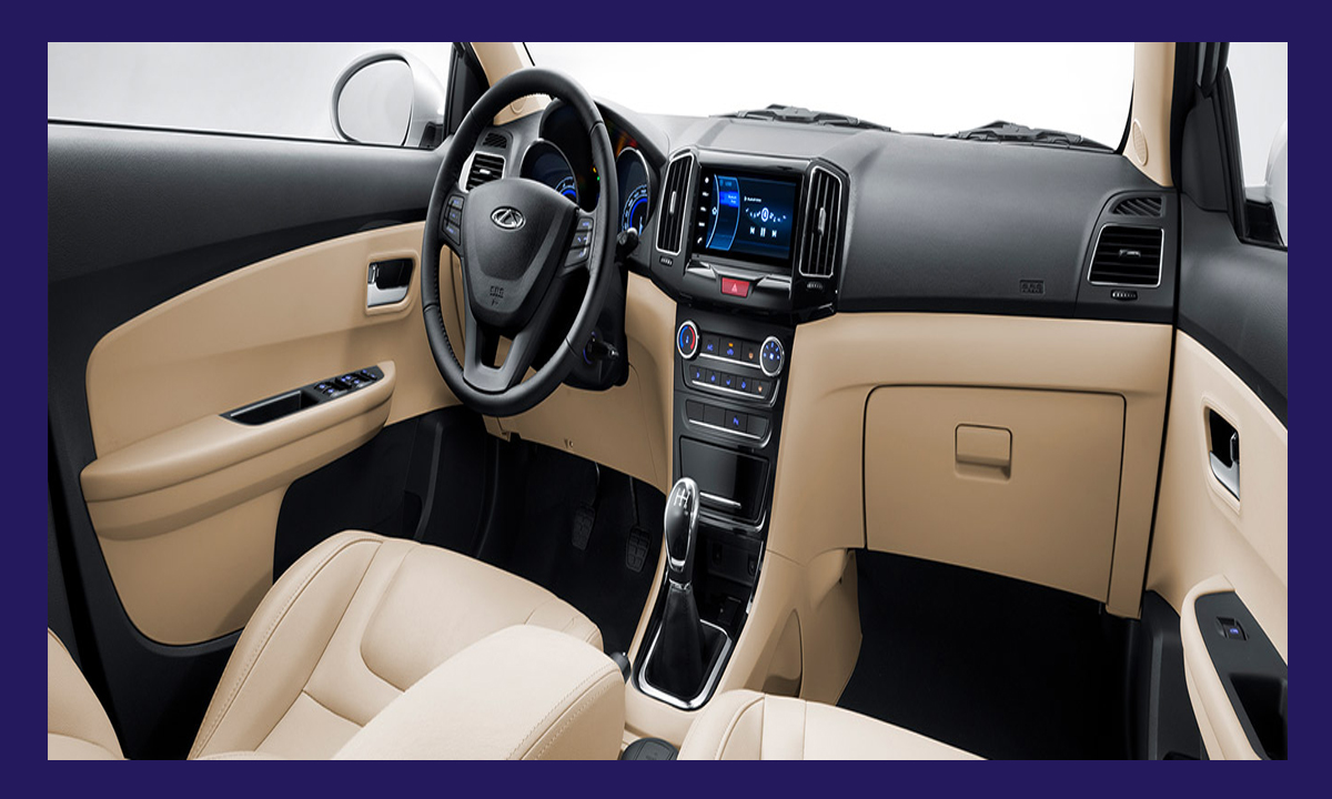 مواصفات وصور سيارة شيرى اريزو موديل 2020