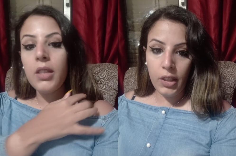 """""""بالفيديو"""" مها أسامة فتاه مصرية 32 سنة تعرض نفسها للزواج في بث مباشر وتطلب عريس بشرط الجدية"""