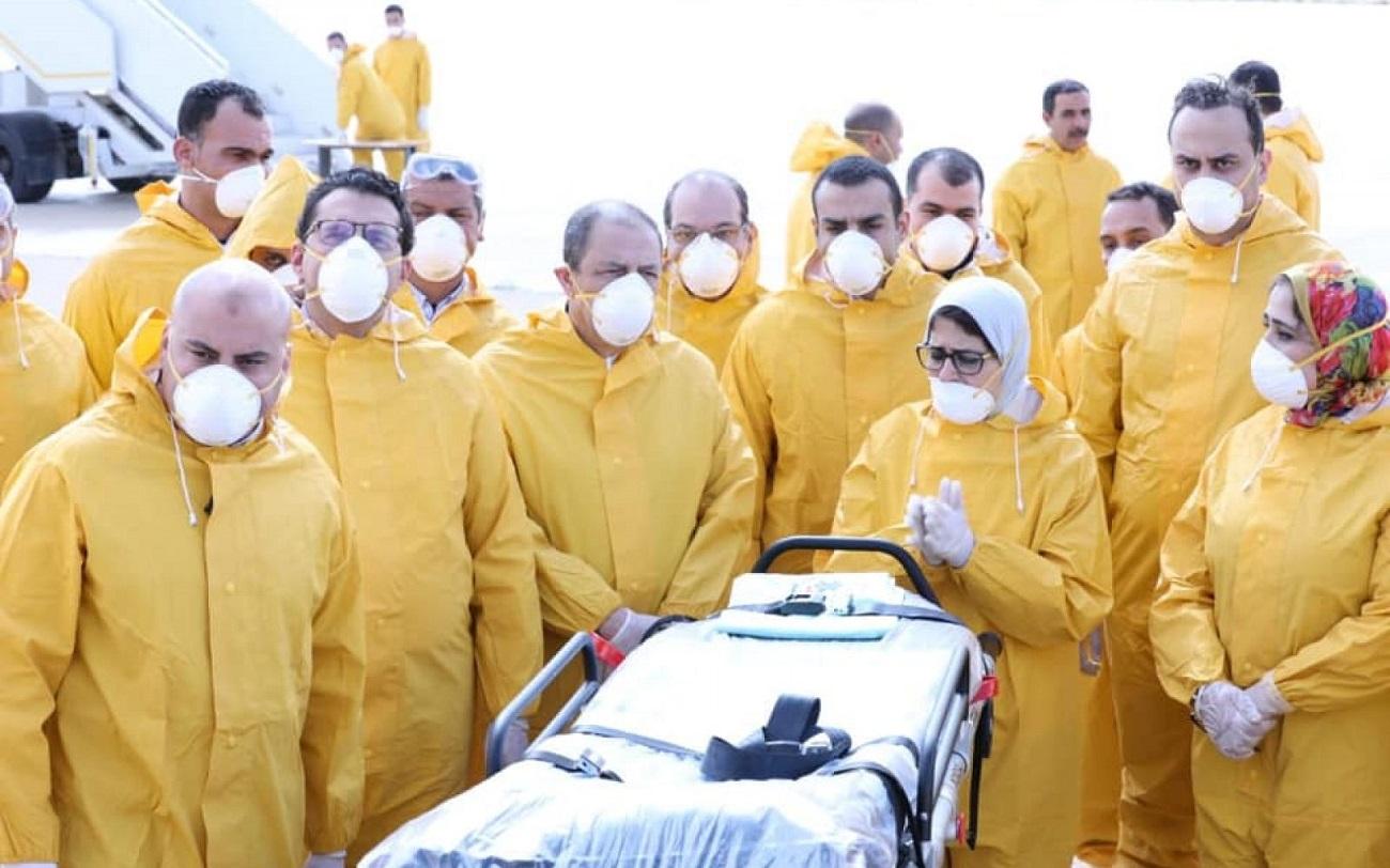 رئيس لجنة مكافحة فيروس كورونا في مصر: تسجيل 2000 إصابة يومية ويُحذر من سيناريو أسوأ خلال الشهر الجاري