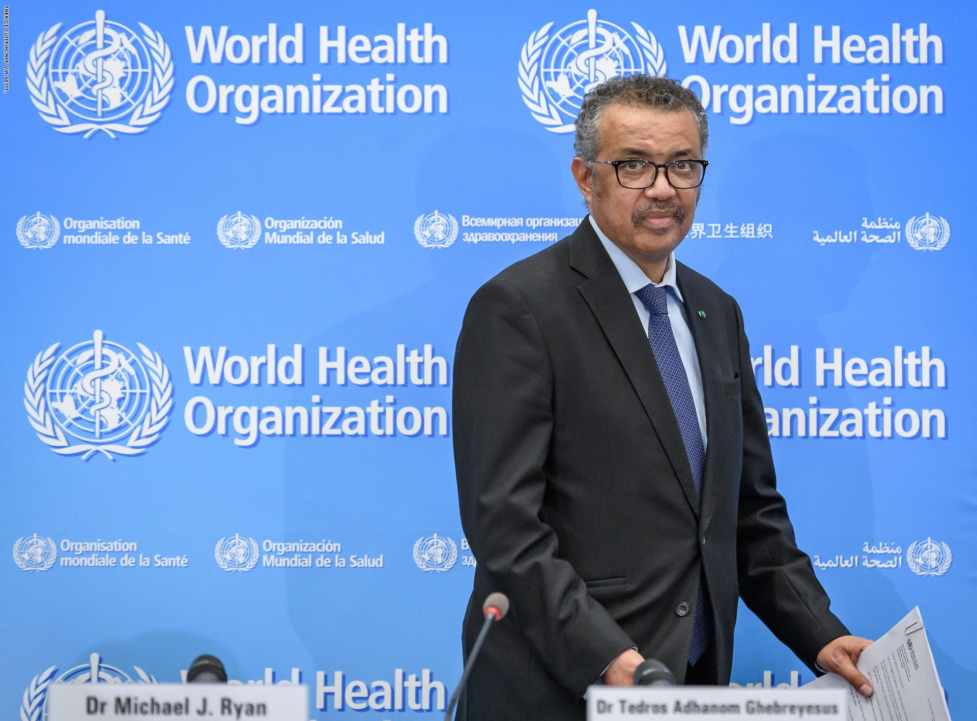الصحة العالمية تحذر من تخفيف الحظر بعد تسجيل مليون إصابة في 8 أيام وتدعو للإستعداد والتضامن