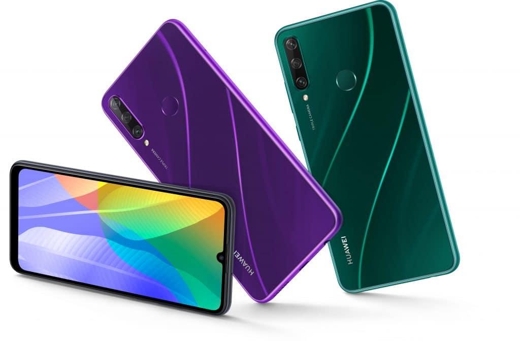سعر هاتف Huawei Y6p مميزاته وعيوبه
