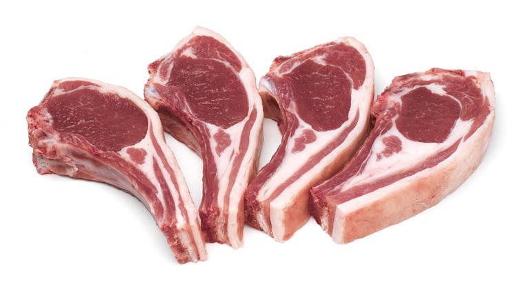 أفضل أجزاء لحم الخروف