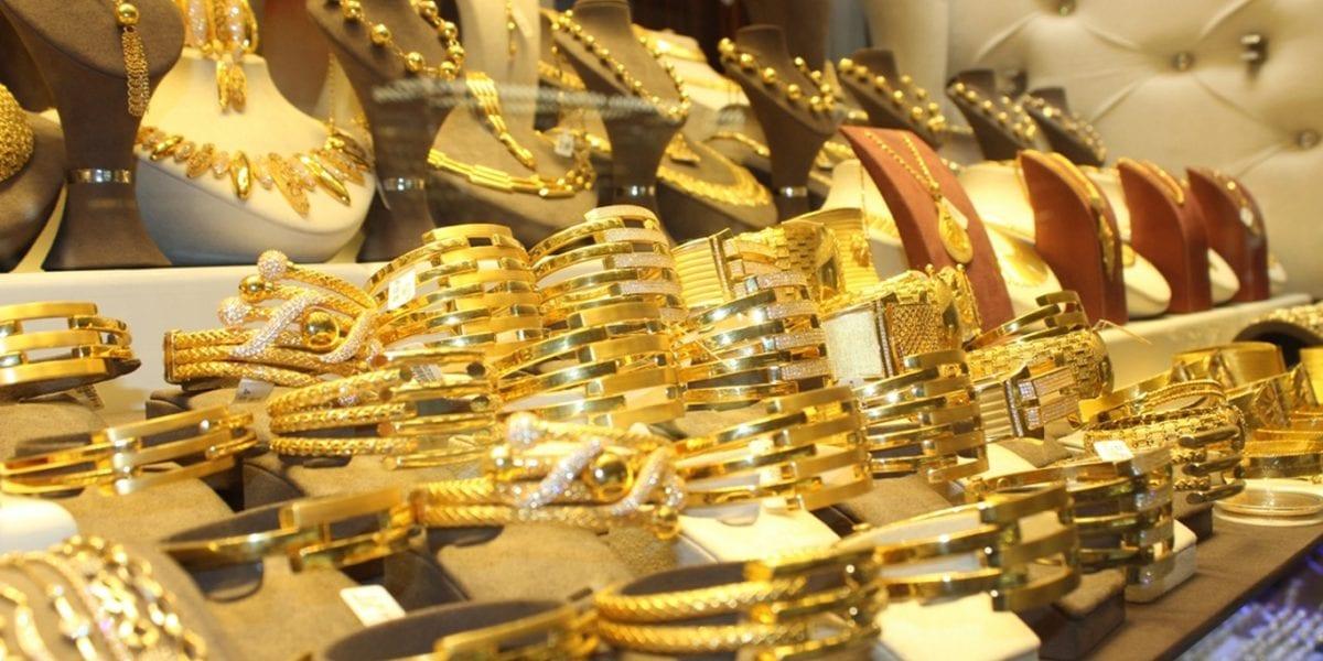 استقرار أسعار الذهب اليوم 30-7-2020 في مصر في محلات الصاغة