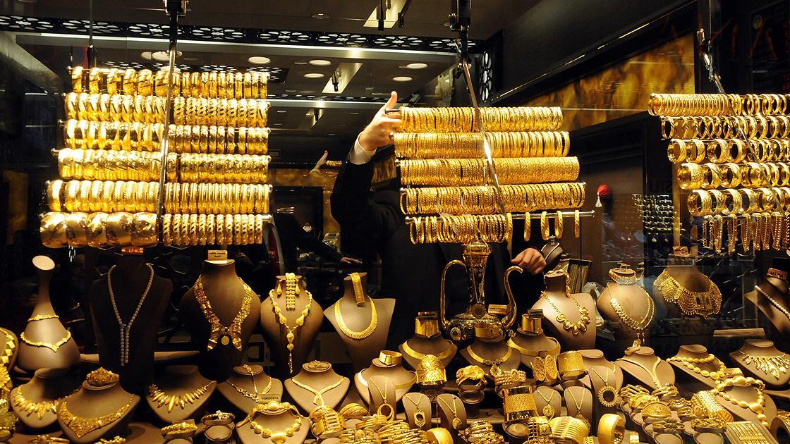 ارتفاع أسعار الذهب اليوم 23-7-2020 في مصر في محلات الصاغة