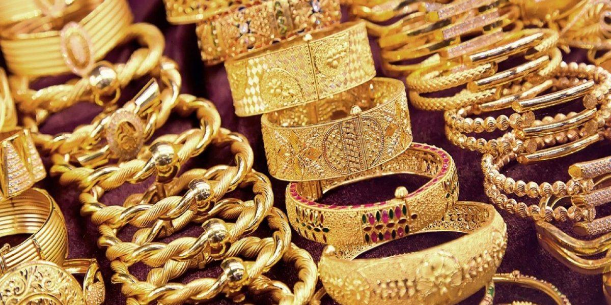 بشرة خير.. أسعار الذهب تتراجع من جديد مع نهاية تعاملات اليوم.. وجرام 21 يخسر ويسجل رقم جديد