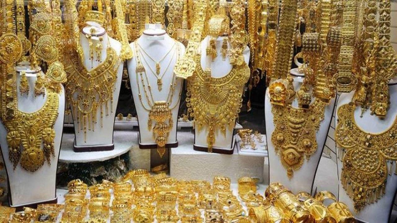 أسعار الذهب تواصل مكاسبها اليوم في السوق المصرية وجرام 21 يسجل رقم جديد