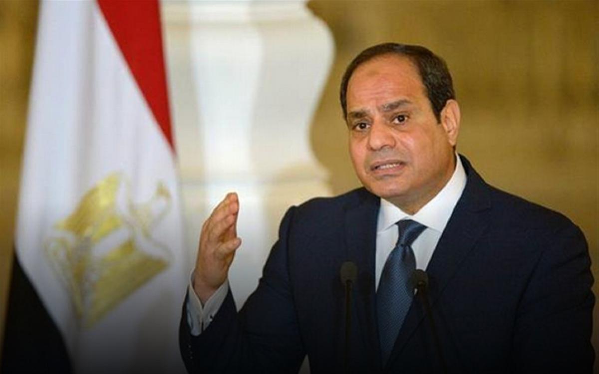 الرئيس السيسي يصدر 4 قرارات جمهورية اليوم