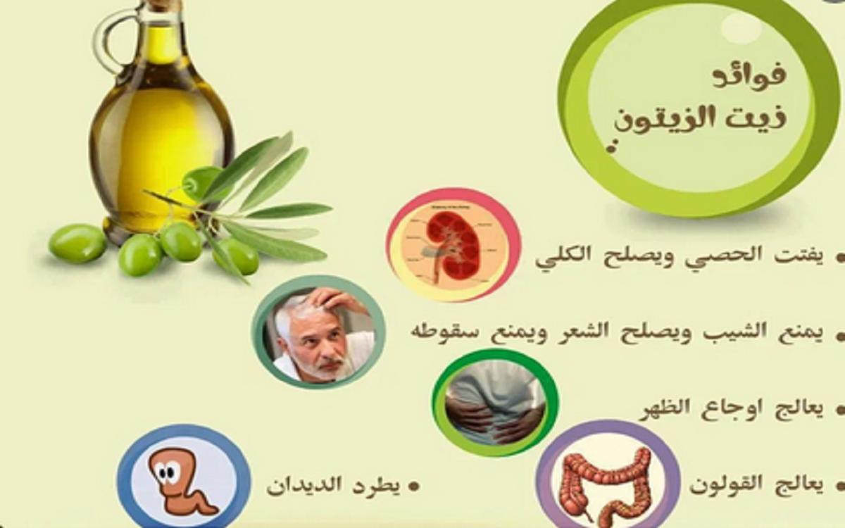 أهم فوائد واستخدامات زيت الزيتون ومدى تأثيره على الصحة والبشرة