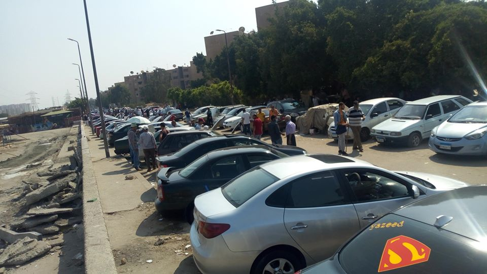 نيسان بـ170 ألفاً وشيفروليه بـ80 ألف وبيجو بـ114 ألف جنيه.. تعرف على أسعار السيارات اليوم الجمعة بسوق مدينة نصر 2