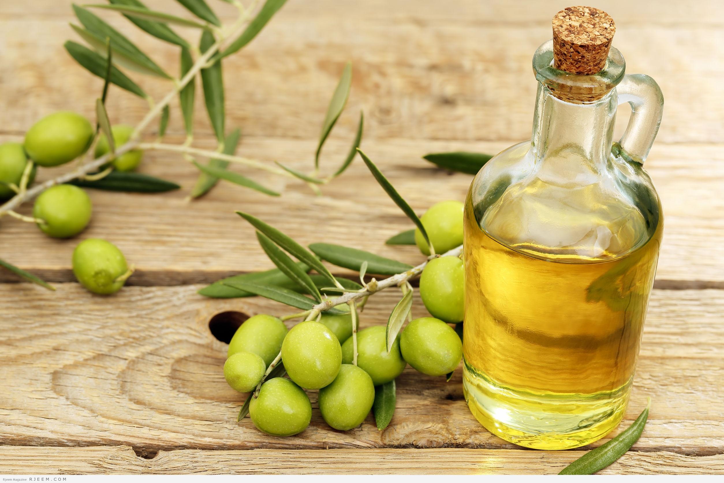 فوائد شرب زيت الزيتون مع الماء على الريق للتخلص من الكرش
