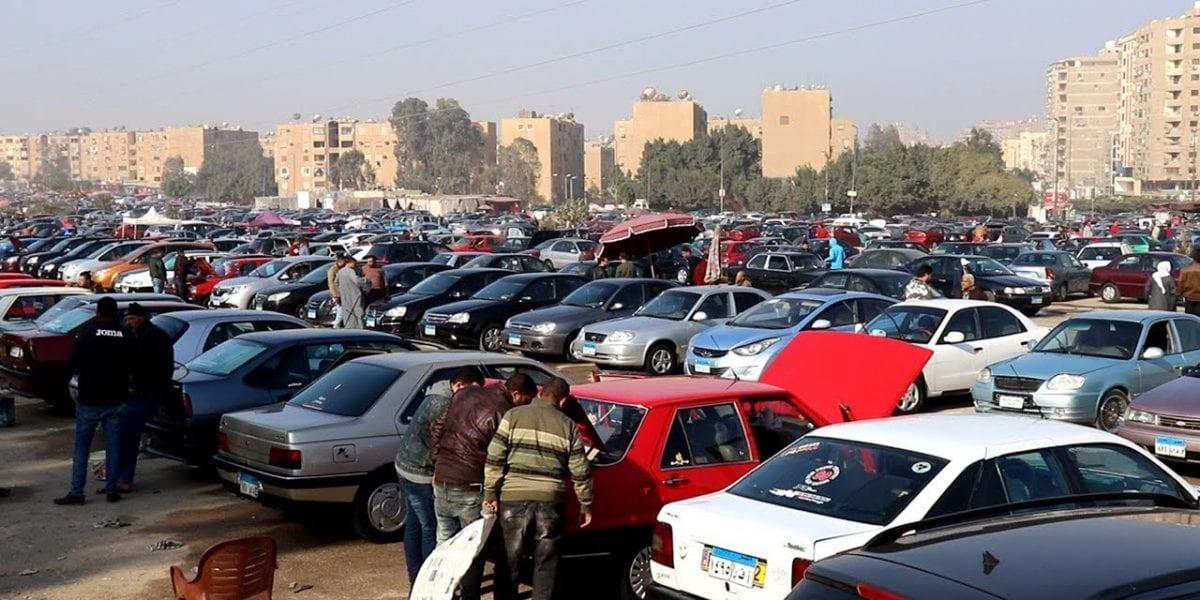 أسعار السيارات المستعملة في سوق مدينة نصر اليوم.. كورولا بـ160 ألفاً ولانسر بـ155 ألف وكيا بـ170 ألف جنيه