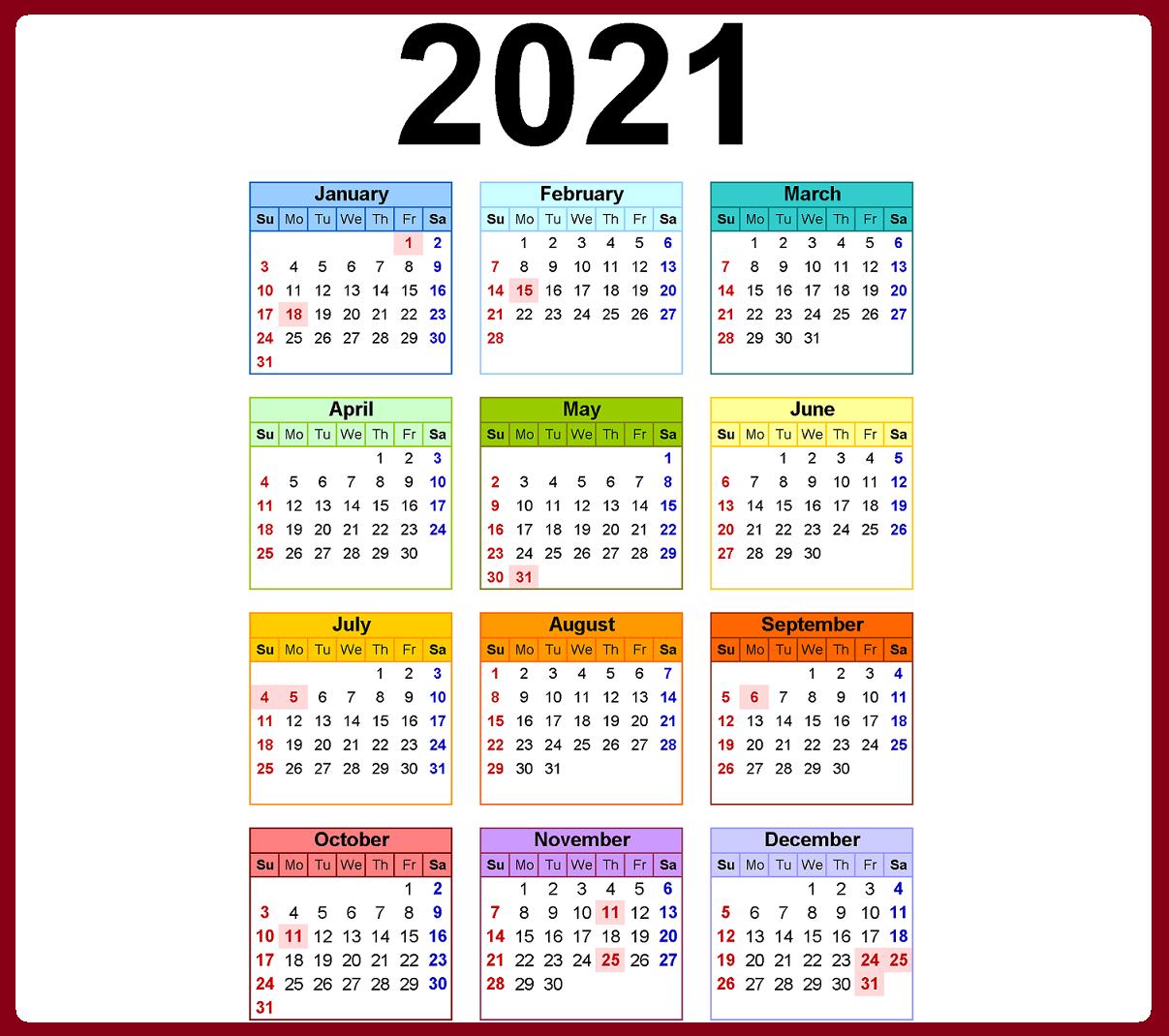 مواعيد العطلات والمناسبات الرسمية في مصر 2021 – نتيجة العام الميلادي 2021 والهجري 1442