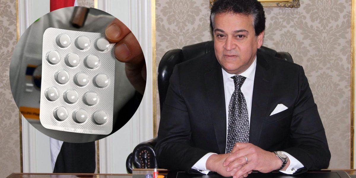 وزير التعليم العالي يزف بُشرى سارة للمواطنين بشأن تطوير لقاحات لعلاج مُصابي كورونا