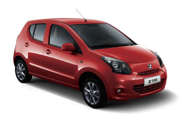 سيارة زوتي Z100 أرخص سيارة في مصر 2020