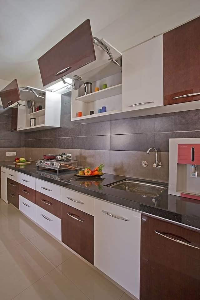 احدث مطابخ الوميتال 2021 تصميمات وألوان جذابة لمطبخ متميز 3