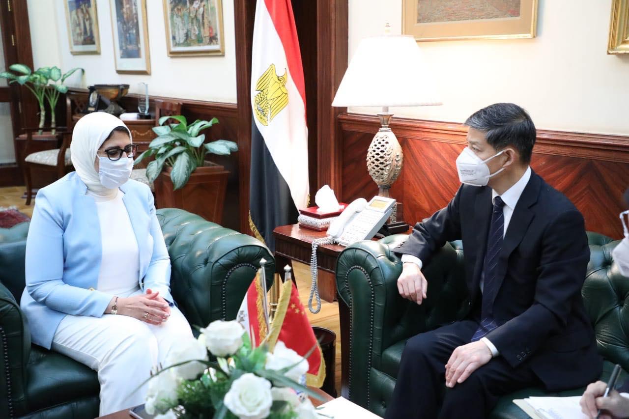 الاتفاق مع الصين أن تصبح مصر مركزا لتصنيع لقاح كورونا المستجد في أفريقيا 3