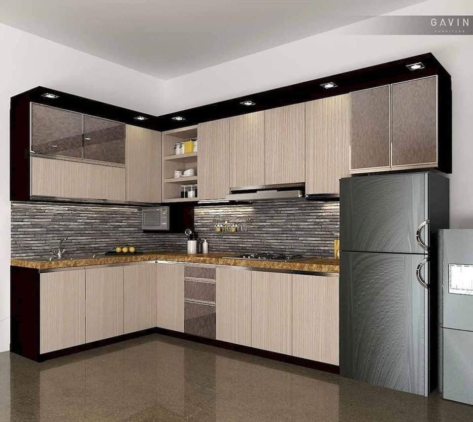 احدث مطابخ الوميتال 2020 تصميمات وألوان جذابة لمطبخ متميز 4