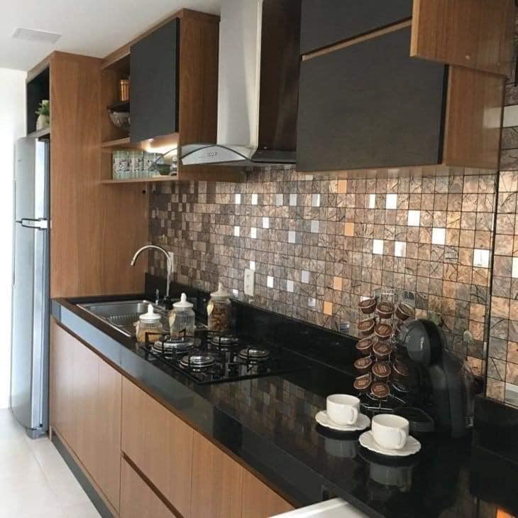 احدث مطابخ الوميتال 2021 تصميمات وألوان جذابة لمطبخ متميز 6