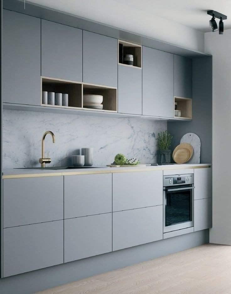 احدث مطابخ الوميتال 2020 تصميمات وألوان جذابة لمطبخ متميز 7