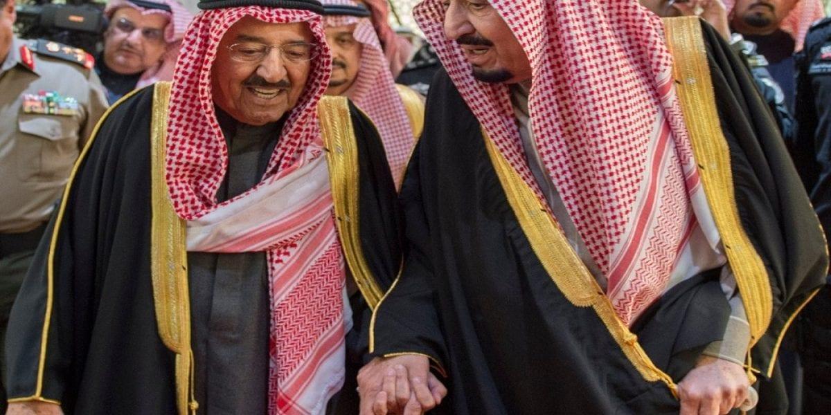 بيان من الديوان الملكي السعودي بعد دخول الملك سلمان مستشفى الملك فيصل وآخر تطورات الحالة الصحية لأمير الكويت