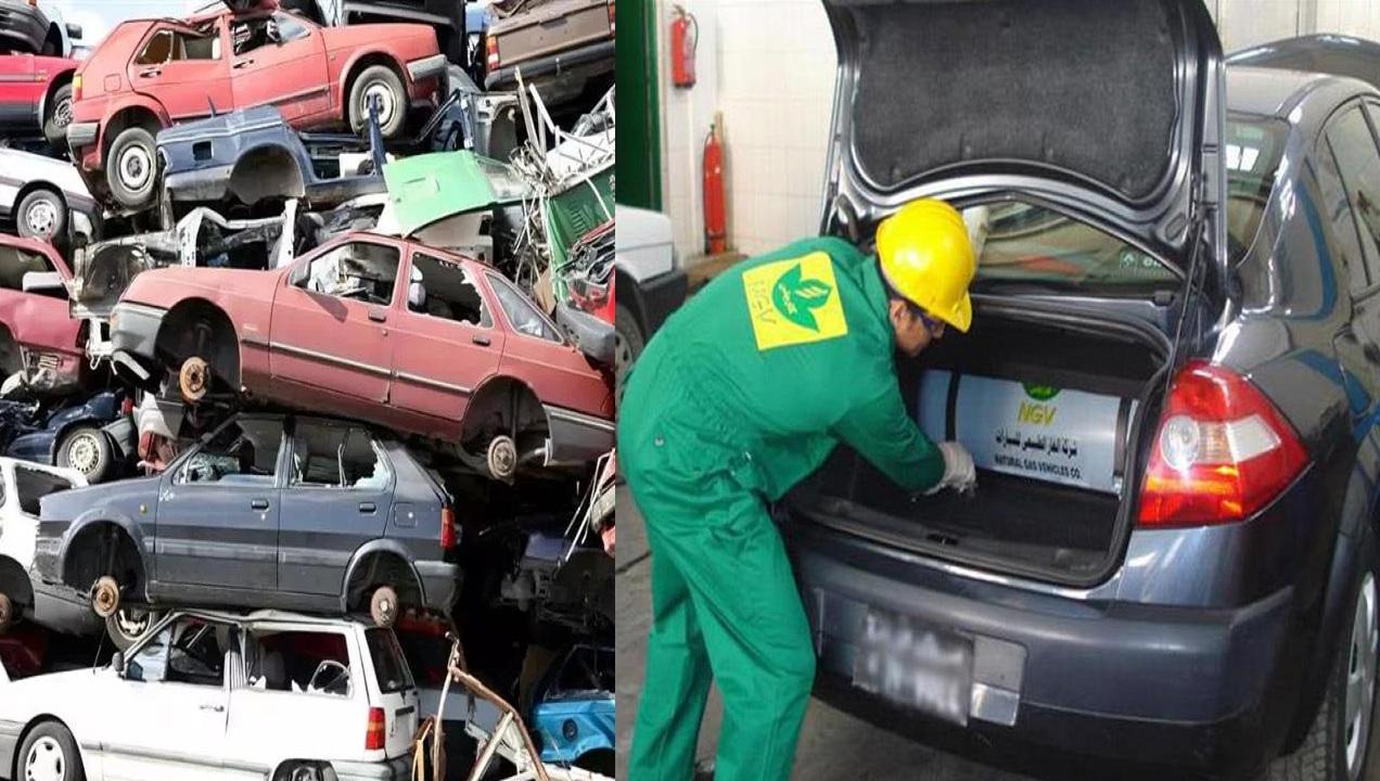 وزير البترول يعلن تفاصيل تخريد السيارة التي مر عليها 20 سنة وتحويل السيارات للعمل بالغاز والبنزين في 7 محافظات