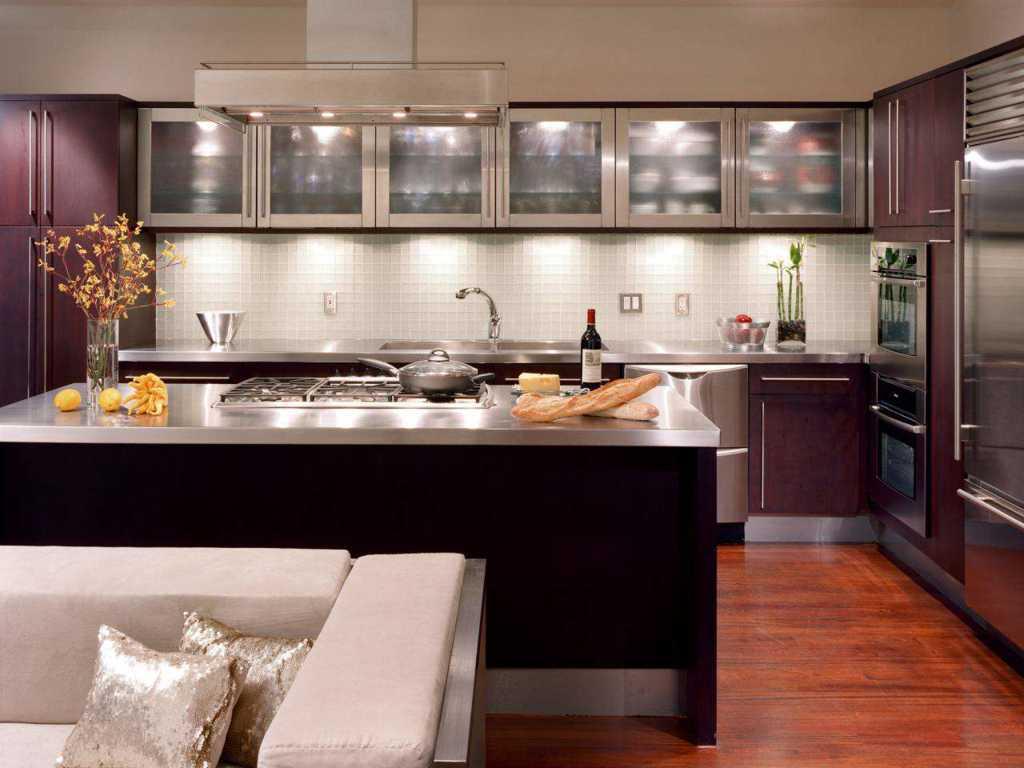 احدث مطابخ الوميتال 2021 تصميمات وألوان جذابة لمطبخ متميز 1