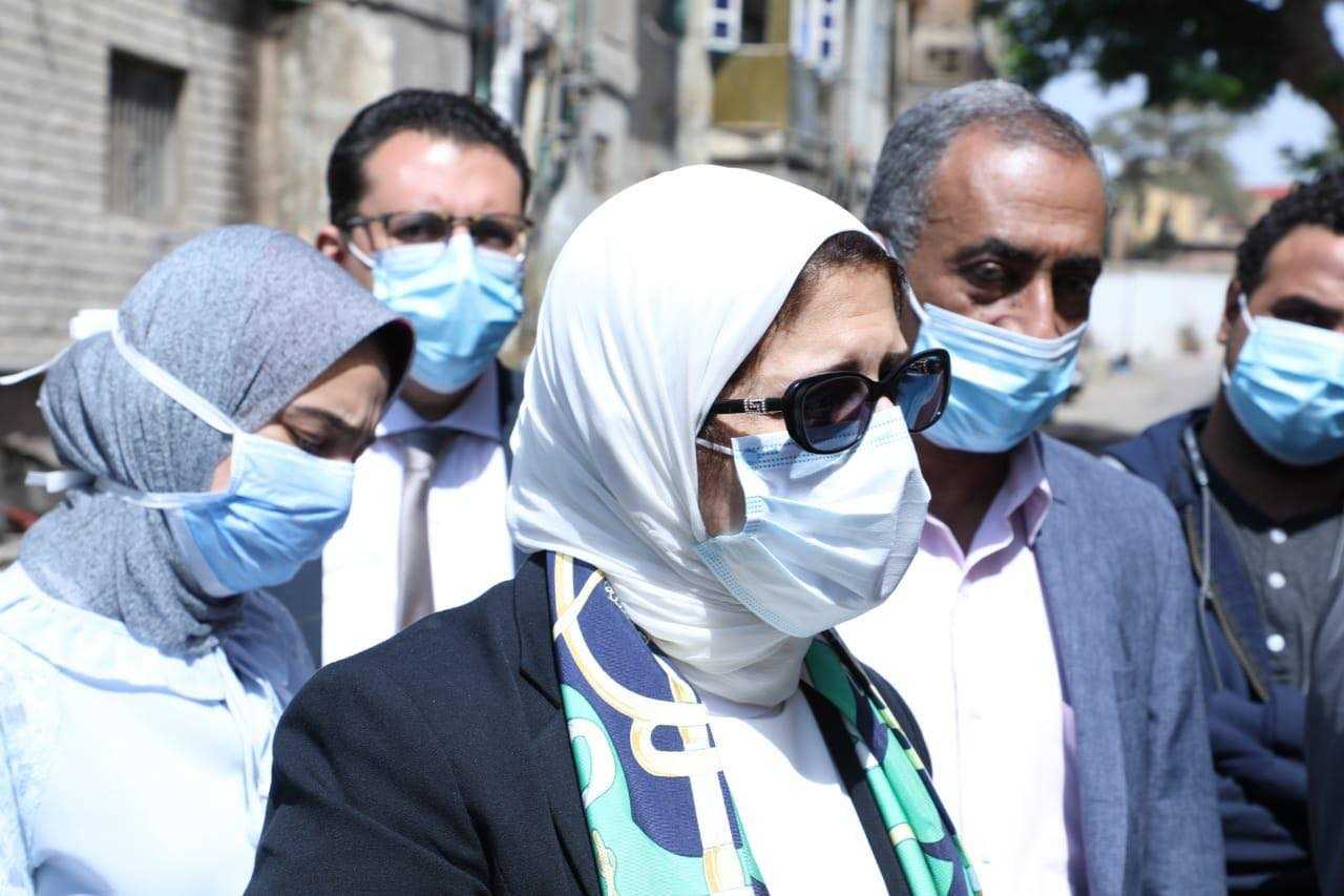 الصحة المصرية تعلن تراجع أعداد المصابين بفيروس كورونا اليوم الثلاثاء 14 يوليو وانخفاض الوفيات 2