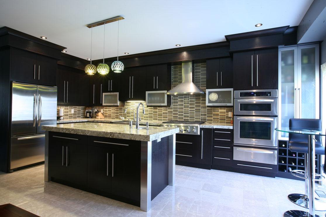 احدث مطابخ الوميتال 2021 تصميمات وألوان جذابة لمطبخ متميز 2