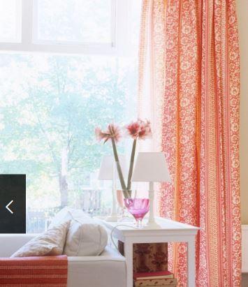 أفكار لستائر غرفة المعيشة تعطي الحياة لمنزلك 5