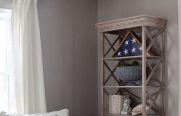 أفكار لستائر غرفة المعيشة تعطي الحياة لمنزلك 7