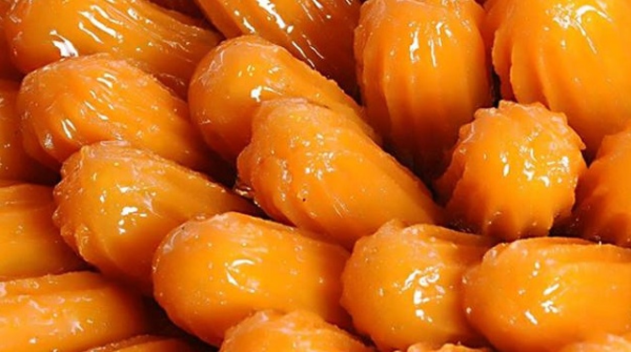 طريقة عمل بلح الشام مقادير بسيطة وطعم لذيذ ومميز 1
