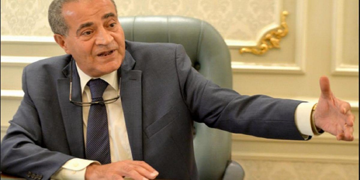 قرار جديد من وزير التموين بشأن صرف سلع فارق نقاط الخبز